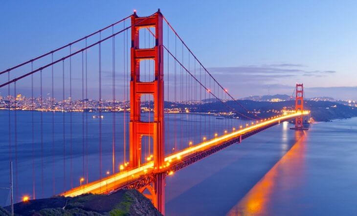 FAMOUS THINGS TO DO IN CALIFORNIA